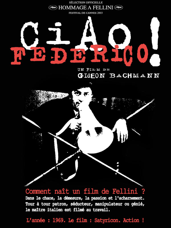 Ciao, Federico !