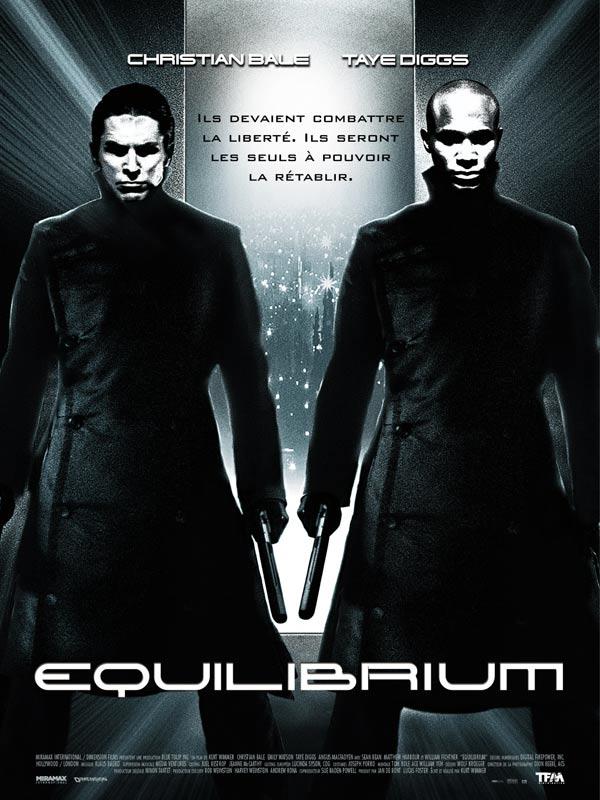 Equilibrium : affiche