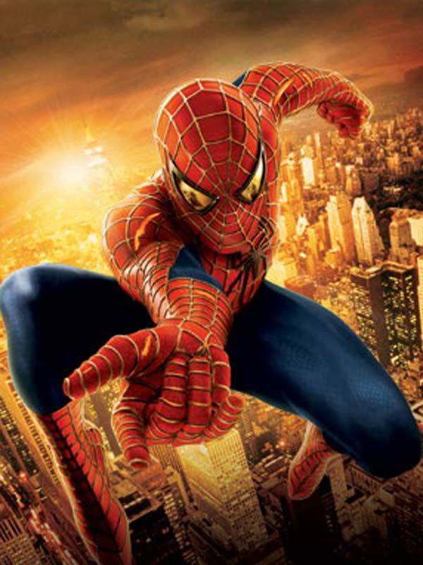 Spiderman Film Stream