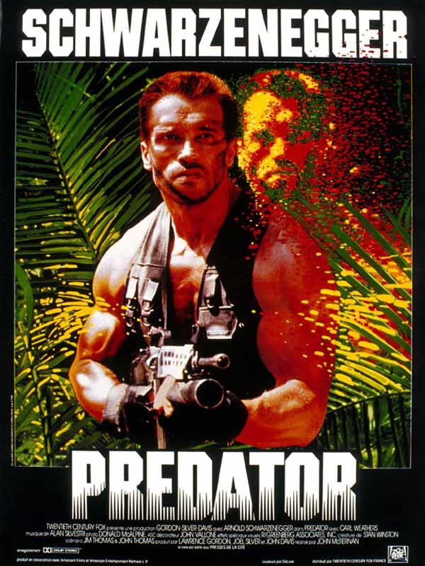 Predator : Affiche