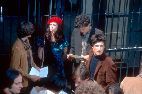 Innocents - The Dreamers : Photo Bernardo Bertolucci, Eva Green, Louis Garrel