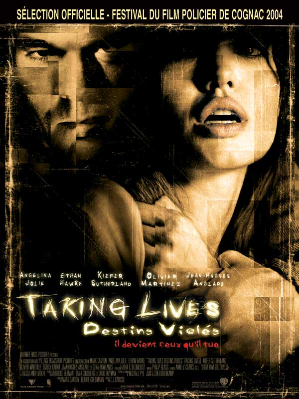 Taking lives, destins violés en truefrench