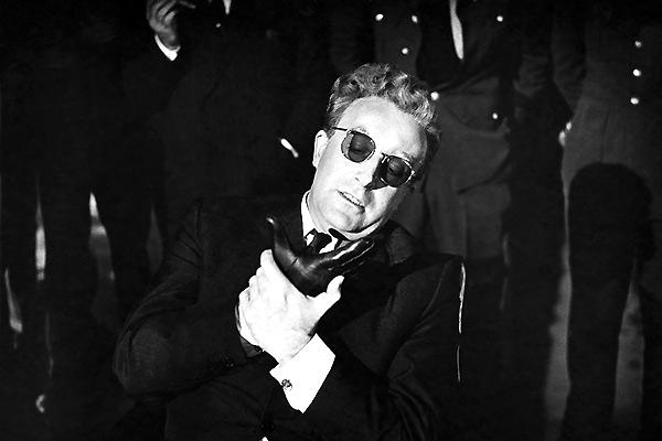 Docteur Folamour : Photo Stanley Kubrick
