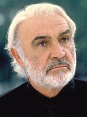 Affiche de Sean Connery