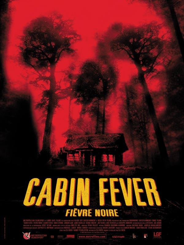 film d horreur la cabane dans les bois