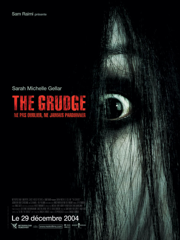 The grudge film 2004 allocin for Miroir film horreur