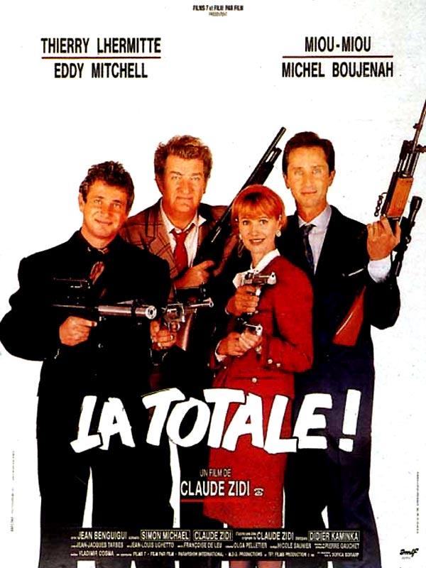 La Totale! : affiche