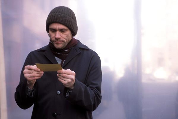 Eternal Sunshine of the Spotless Mind : Photo Jim Carrey, Michel Gondry