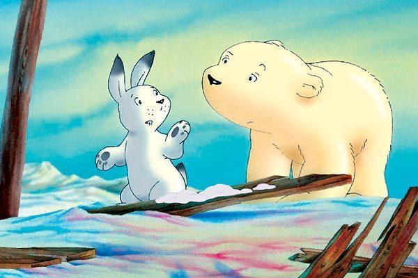 Photo du film plume le petit ours polaire photo 5 sur 5 allocin - Petit ours dessin anime ...