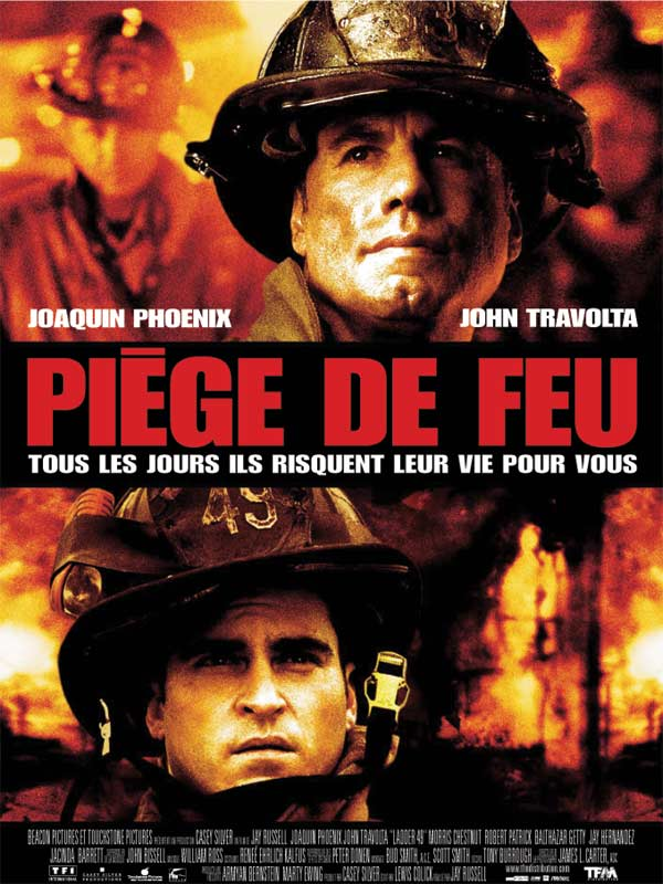 Piège De Feu Film 2004 Allociné
