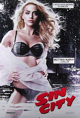 Sin City : Affiche