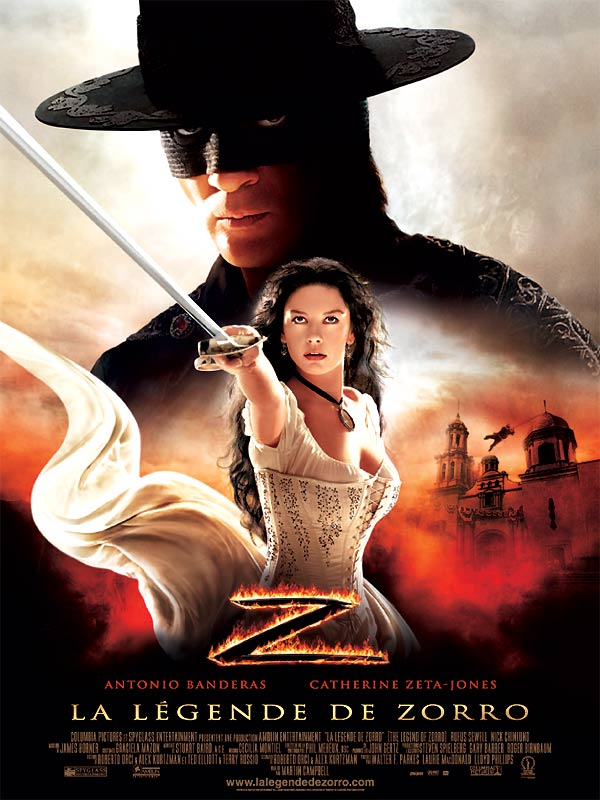 La Légende de Zorro streaming