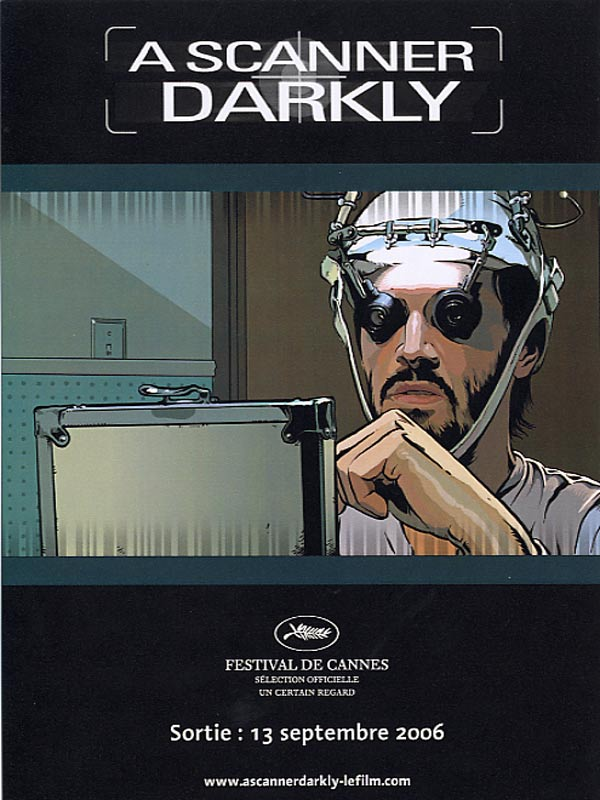 A Scanner Darkly affiche