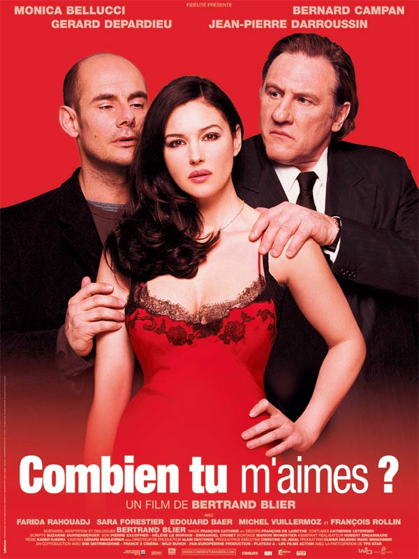 Combien tu m'aimes? / How Much Do You Love Me? (2005)