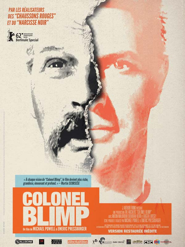 telecharger Colonel Blimp DVDRIP Complet