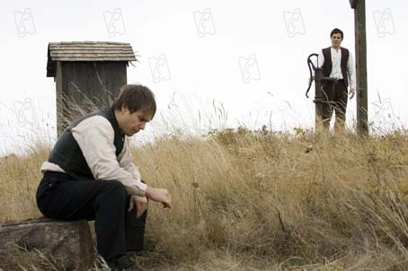 L'Assassinat de Jesse James par le lâche Robert Ford : photo Andrew Dominik, Casey Affleck, Sam Rockwell