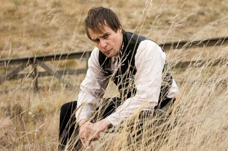 L'Assassinat de Jesse James par le lâche Robert Ford : photo Andrew Dominik, Sam Rockwell