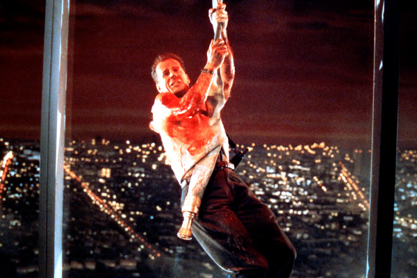 Piège de cristal : Photo Bruce Willis