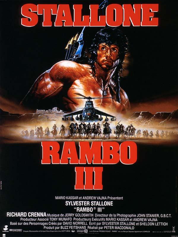 rambo iii film 1988 allocin. Black Bedroom Furniture Sets. Home Design Ideas