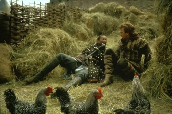 Photo du film Robin des Bois, prince des voleurs  Photo 1 sur 2