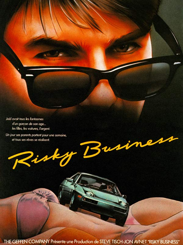 Risky Business Film 1983 Allocin 233