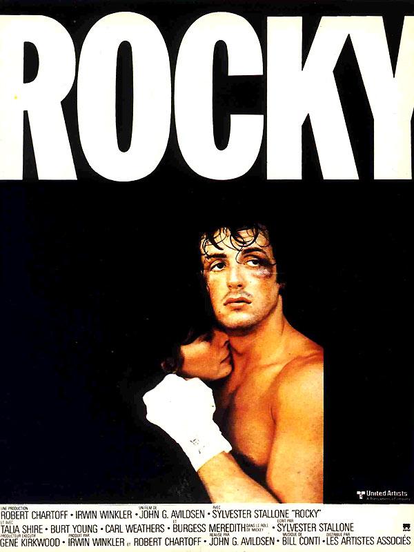 Rocky streaming