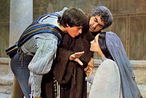 roméo et juliette leur rencontre