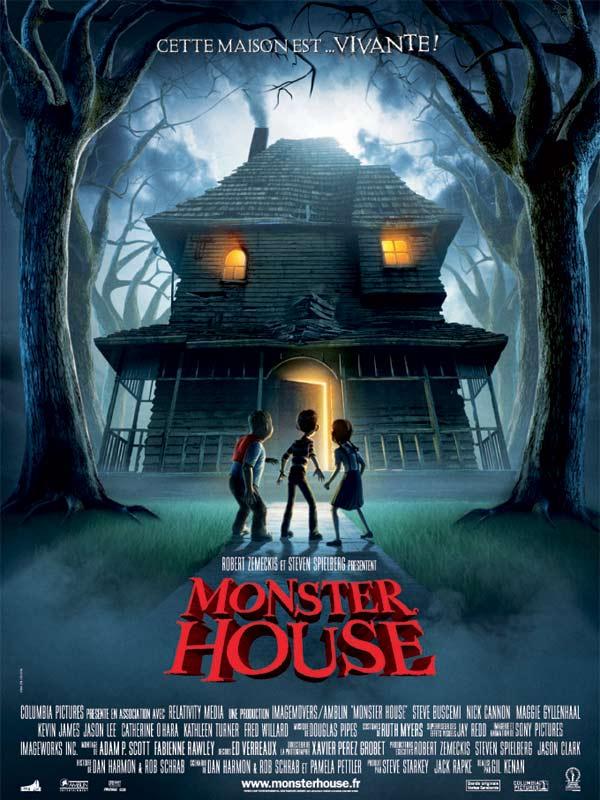 monster house film 2005 allocin. Black Bedroom Furniture Sets. Home Design Ideas