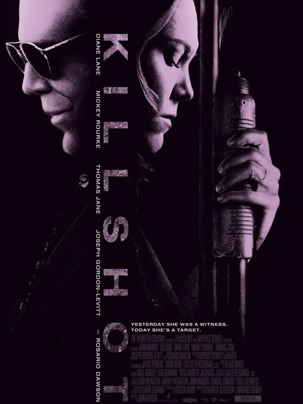 killshot film 2008 allocin233