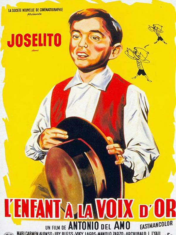 joselito l 39 enfant la voix d 39 or film 1957 allocin. Black Bedroom Furniture Sets. Home Design Ideas
