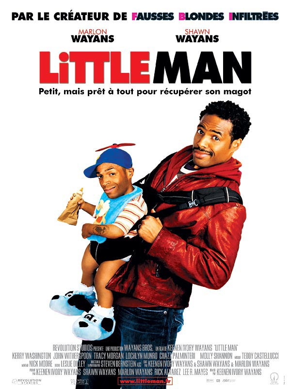 derni res critiques du film little man allocin. Black Bedroom Furniture Sets. Home Design Ideas