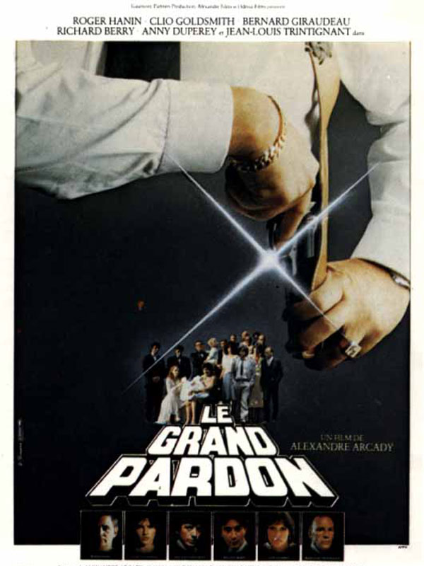 Image result for affiche LE GRAND PARDON