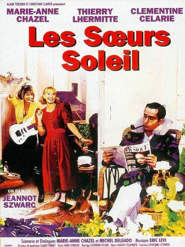 დები სოლეი (ქართულად) - Les soeurs Soleil (1997)