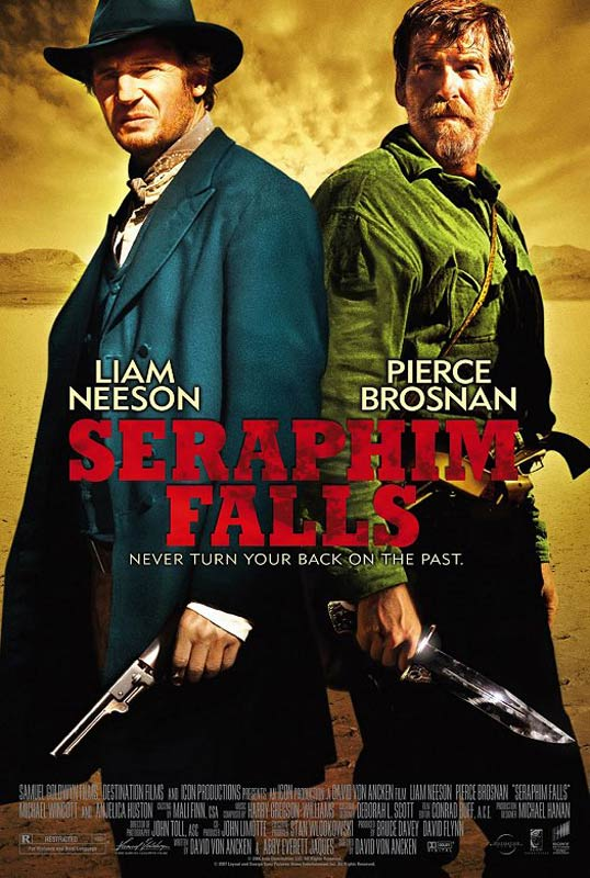 Seraphim Falls streaming