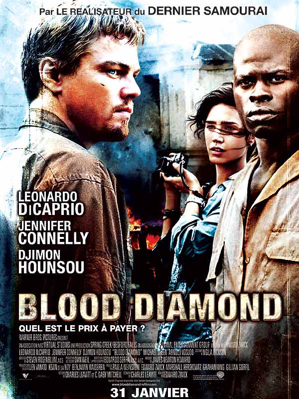 Blood Diamond streaming