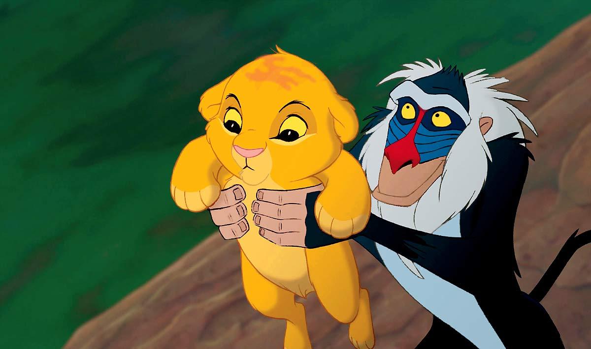 Le Roi Lion : Photo Roger Allers