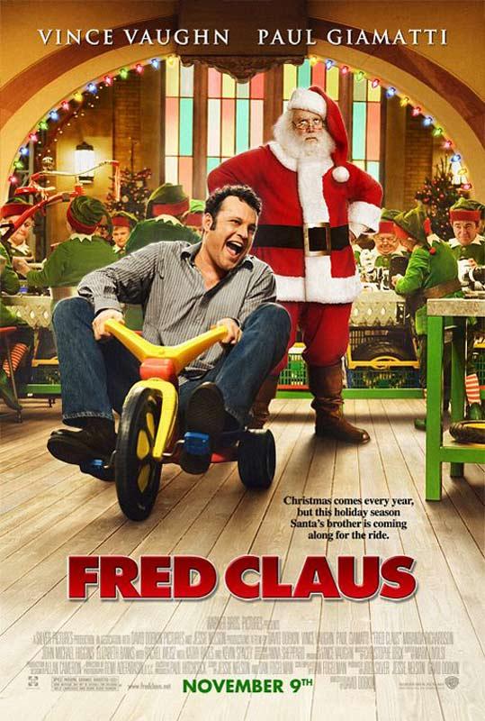 Frère Noël : Affiche Paul Giamatti, Vince Vaughn