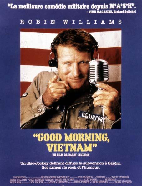 Good Morning Vietnam On Netflix : Photo du film good morning vietnam sur