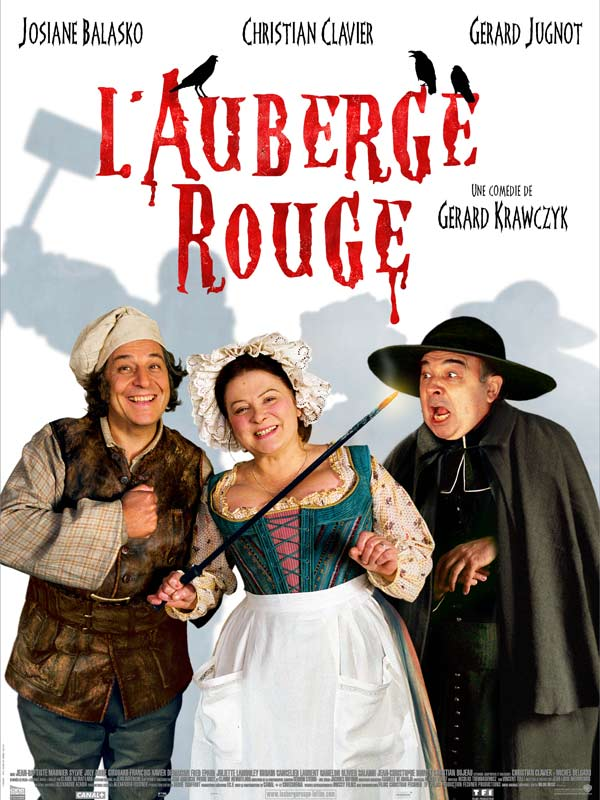 L'auberge rouge streaming