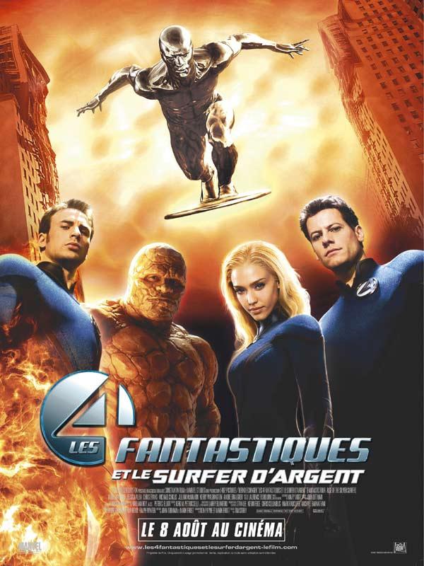 Les 4 fantastiques et le surfer d 39 argent film 2007 - Femme invisible 4 fantastiques ...