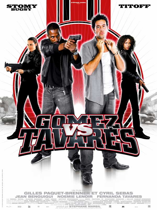 Gomez VS Tavarès Streaming VF Gratuit