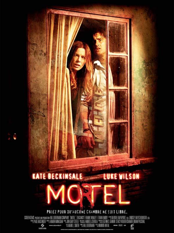 Motel film 2007 allocin for Chambre 1408 bande annonce vf