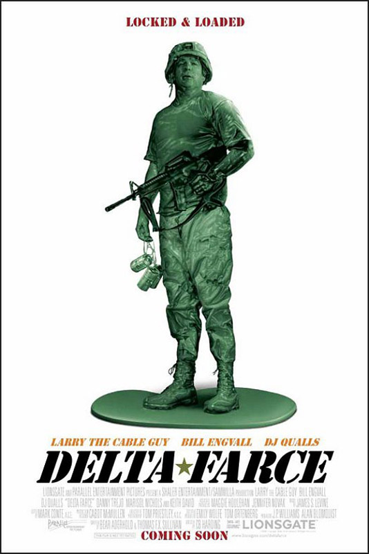 Affiche du film delta farce affiche 3 sur 4 allocin for Best farcical films