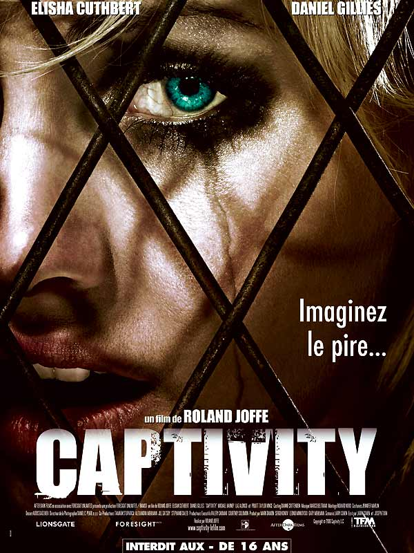 Captivity  [BRRIP FRENCH]