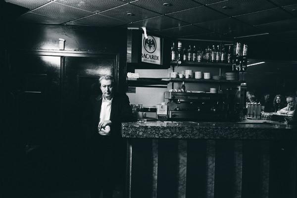 J'ai toujours rêvé d'être un gangster : photo Alain Bashung