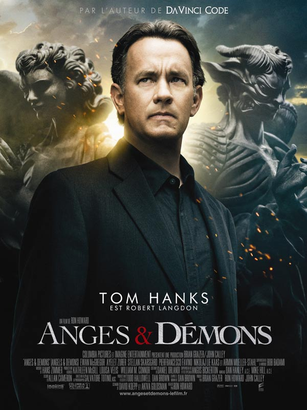 Anges et d mons film 2009 allocin - Images anges et demons gratuit ...