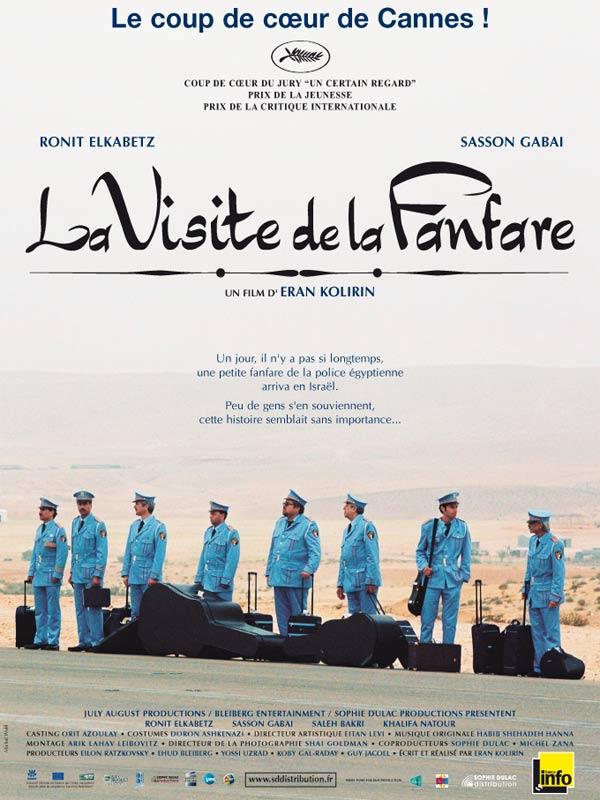 telecharger La Visite de la fanfare TRUEFRENCH Bluray