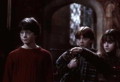 Harry Potter à l'école des sorciers DVDRip Télécharger