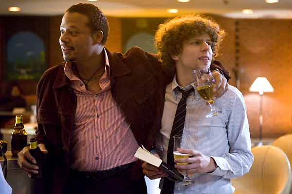 Hunting Party : Photo Jesse Eisenberg, Richard Shepard, Terrence Howard