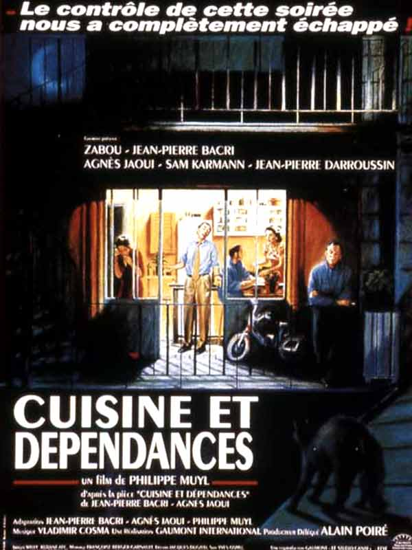 cuisine et d pendances film 1992 allocin. Black Bedroom Furniture Sets. Home Design Ideas